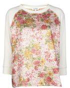 Roseanna Cotton Sweatshirt - Lyst