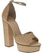 Charlotte Olympia Florence Sandal - Lyst