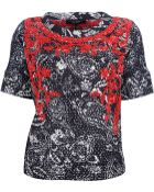 Isabel Marant Printed Dress - Lyst