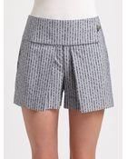 Zero + Maria Cornejo Ima Shorts - Lyst