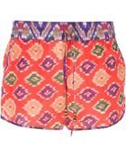 Ralph Lauren Printed Shorts - Lyst