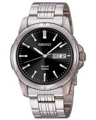 Seiko Mens Stainless Steel Dress Watch - Lyst
