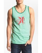Hurley Parks Rec Tank Top - Lyst