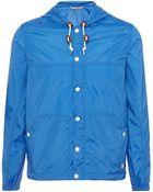 Thom Grey Windbreaker Jacket - Lyst