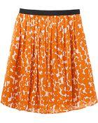 Uniqlo Pleated Skirt - Lyst