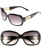 Jimmy Choo Essie Sunglasses - Lyst