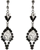 Tom Binns 'Riri' Teardrop Earrings - Lyst