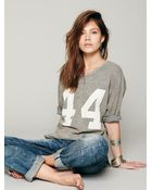 Free People We The Free Touch Down Tunic - Lyst