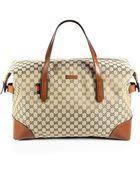 Gucci Duffel Bag - Lyst