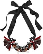 Marni Beaded Crystal Necklace - Lyst