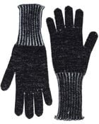 Jil Sander Navy Gloves - Lyst