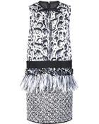 Giambattista Valli Sleeveless Cocktail Dress - Lyst