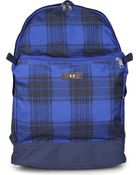 Fred Perry Check Rucksack - Lyst