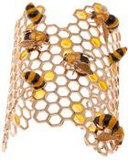 Delfina Delettrez To Bee Or Not To Be Bracelet - Lyst