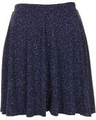 Topshop Andie Skater Skirt - Lyst