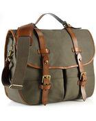 Polo Ralph Lauren Core Canvas Messenger Bag - Lyst