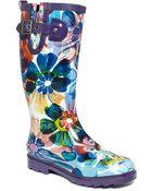 Chooka Flora Glass Rain Boots - Lyst