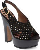 Jessica Simpson Kingston Platform Sandals - Lyst