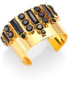 Kate Spade City Skyline Cuff Bracelet - Lyst