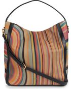 Paul Smith Westbourne Hobo Bag - Lyst
