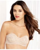 Wacoal Halo Lace Convertible Strapless Bra 65449 - Lyst