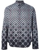 McQ by Alexander McQueen Printed Shirt - Lyst