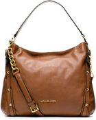 Michael Kors Michael Large Leigh Shoulder Bag - Lyst