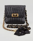 Lanvin Happy Mini Pop Quilted Crossbody Bag - Lyst