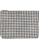 Givenchy Woven and Lace Pouch - Lyst