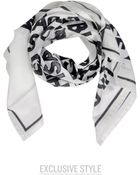 Surface To Air Square Scarf - Lyst
