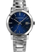 Burberry Stainless Steel Bracelet Watch - Lyst