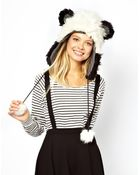 Spirit Hoods Spirithoods Panda Hood - Lyst