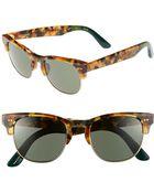 Toms Modern Retro 50mm Sunglasses - Lyst