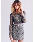 Free People Fp New Romantics Future Heirloom Dress - Lyst