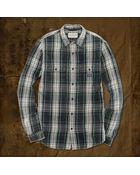 Denim & Supply Ralph Lauren Gordon Flannel Ward Shirt - Lyst