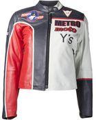 Yohji Yamamoto Motorcycle Jacket - Lyst