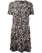 Isabel Marant Printed Dress - Lyst