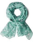 ModCloth Counting On It Scarf - Lyst