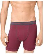 Calvin Klein Cotton Stretch Boxer Brief 2 Pack - Lyst