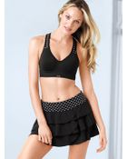 Victoria's Secret Tiered Sport Skirt - Lyst
