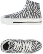 Ciaboo Hightop Trainers - Lyst