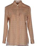 Paul & Joe Long Sleeve Shirt - Lyst