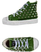 Gienchi Trainers - Lyst