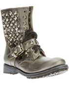 Ash Ryanna Studded Boot - Lyst
