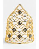 Alexis Bittar Elements Lace Cuff - Lyst