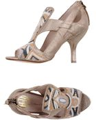 House Of Harlow 1960 High-Heeled Sandals - Lyst