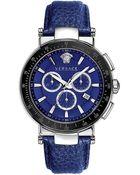 Versace Mens Mystique Sport Watch - Lyst