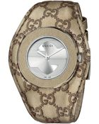 Gucci Ladies' U-Play Watch - Lyst