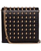 Thomas Wylde Accountant Skull Studs Leather Bag - Lyst