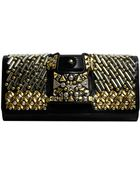 Perrin Paris Editorialist Exclusive: Stud Capitale Clutch Editorialist Exclusive: Stud Capitale Clutch - Lyst